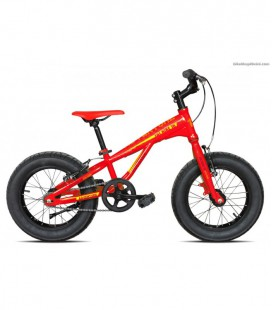 torpado T640 FAT SHARK - FAT BIKE 16''