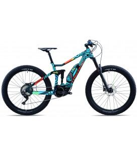 TORPADO XANTO N E-MTB FULL 150 MM 27 PLUS CARBON FRAME UD