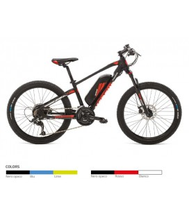 WORLDIMENSION EMTB VERSUS 24''/26'' KRESCO